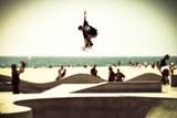 The Great Jump Fotografisk tryk af Giuseppe Torre