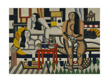 Three Women Giclee-trykk