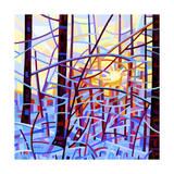 Sunrise Lámina giclée por Mandy Budan