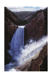 The Voice of Yellowstone Giclee Print by R.W. Hedge