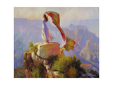 Spirit of the Canyon Giclee Print by Steve Henderson