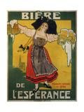Biere Esperance Giclée-tryk