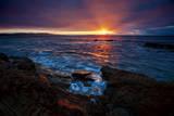 Bastion Point Fotografie-Druck von Wayne Bradbury