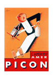 Amer Picon Giclée-tryk