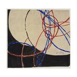Amorpha Fugue in Two Colors IV Impressão giclée por Frantisek Kupka