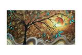 Apricot Moon Impressão giclée por Megan Aroon Duncanson