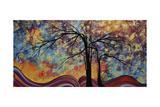 Colorful Inspiration Giclée-Druck von Megan Aroon Duncanson