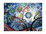 Can't Wait for Spring I Giclee Print by Megan Aroon Duncanson