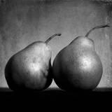 Coqueteo Peras Lámina fotográfica por Moises Levy