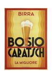 Birra Bosio Giclée-tryk
