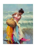 Brimming Over Giclee Print by Steve Henderson