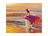 Catching the breeze Giclee Print by Steve Henderson