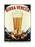 Birra Venezia Giclée-tryk