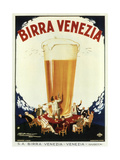 Birra Venezia Impressão giclée