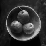 Circulo de peras Lámina fotográfica por Moises Levy