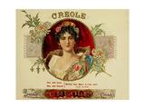 Creole (5) Giclee Print