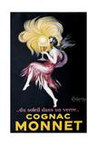 Cognac Monnet Giclée-vedos