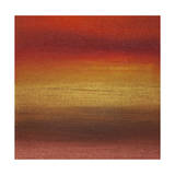 Dreaming of 21 Sunsets - IV Reproduction procédé giclée par Hilary Winfield