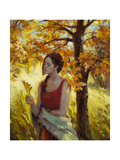 Contemplation Giclee Print by Steve Henderson