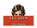 Callagain Giclee-trykk