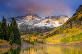 Colors of Colorado Fotografisk tryk af Dan Ballard