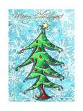 Christmas Tree 1 Lámina giclée por Megan Aroon Duncanson