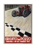 Circuit del Pozzo Italy Giclee Print