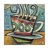 Coffee Cup 2 Giclee Print by Tim Nyberg