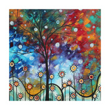 Field of Joy Giclee Print by Megan Aroon Duncanson
