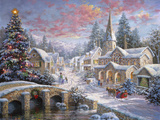 Heaven on Earth Stampa giclée di Nicky Boehme