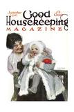 Good Housekeeping Magazine Reproduction procédé giclée
