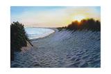 Dune Burst Reproduction procédé giclée par Bruce Dumas