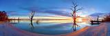 Dead Calm Fotografie-Druck von Wayne Bradbury