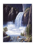 A Heavenly Place Lámina giclée por R.W. Hedge