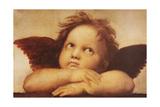Classic Cherub One Giclee Print