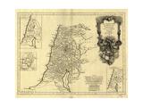 Holy Land II Giclée-Druck