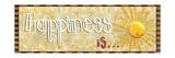 Happiness Is Sunshine Giclée-Druck von Megan Aroon Duncanson