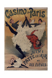 Casino de Paris Lámina giclée