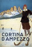 Cortina Lámina giclée