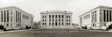 Harvard Medical School, Panorama Photographic Print