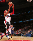 Indiana Pacers v Washington Wizards Foto af Ned Dishman