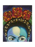 Frida Stampa giclée di Carla Bank