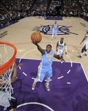 Denver Nuggets v Sacramento Kings Photographie par Rocky Widner