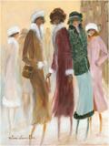 Entrons-magasiner Plakater af Hélène Léveillée