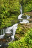 Waterfall Mclean Falls Fotografie-Druck von Frank Krahmer