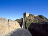 View of Great Wall, Jinshanling, China Photographic Print by Dallas and John Heaton