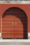 Door ,Temple of Heaven, Beijing, China Photographic Print by Dallas and John Heaton