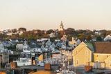 View of Nantucket Village Impressão fotográfica por Guido Cozzi