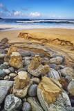 Coastal Landscape at Dail Beag Photographic Print by Frank Krahmer