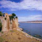 Morocco, Rabat, Walls of Kasbah Des Oudaias Reproduction photographique par Massimo Borchi